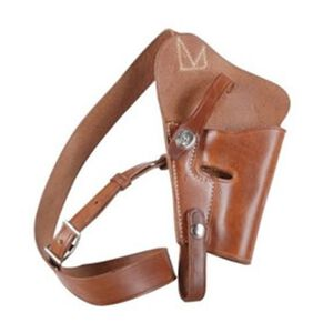 """El Paso Saddlery 1942 Tanker for S&W X Frame 8 3/8"""", Right/Russet"""