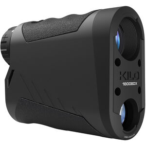 SIG Sauer Kilo1800BDX Laser Rangefinder 6x22mm Ballistic Data Xchange Compatible BDX-R1 Reticle LCD Display Graphite/Black Finish