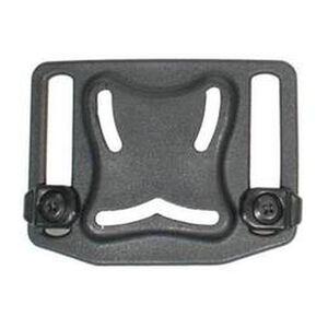 BLACKHAWK! SERPA Belt Holster Adapter Ambidextrous Polymer Black 410901BK