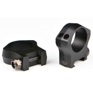 Warne Mountain Tech Weaver/Picatinny Ring 34mm MSR/AR-15 Height Aluminum Matte Black