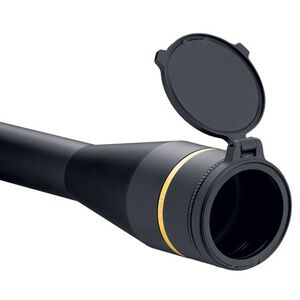 Leupold Alumina Flip-Back Lens Cover 33mm Objective Matte Black