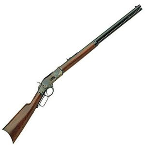 "Taylor's & Co 1873 Sporting Winchester Lever Action Rifle .45 Long Colt 20"" Octagonal Barrel Walnut Stock Case Hardened Finish 200E"