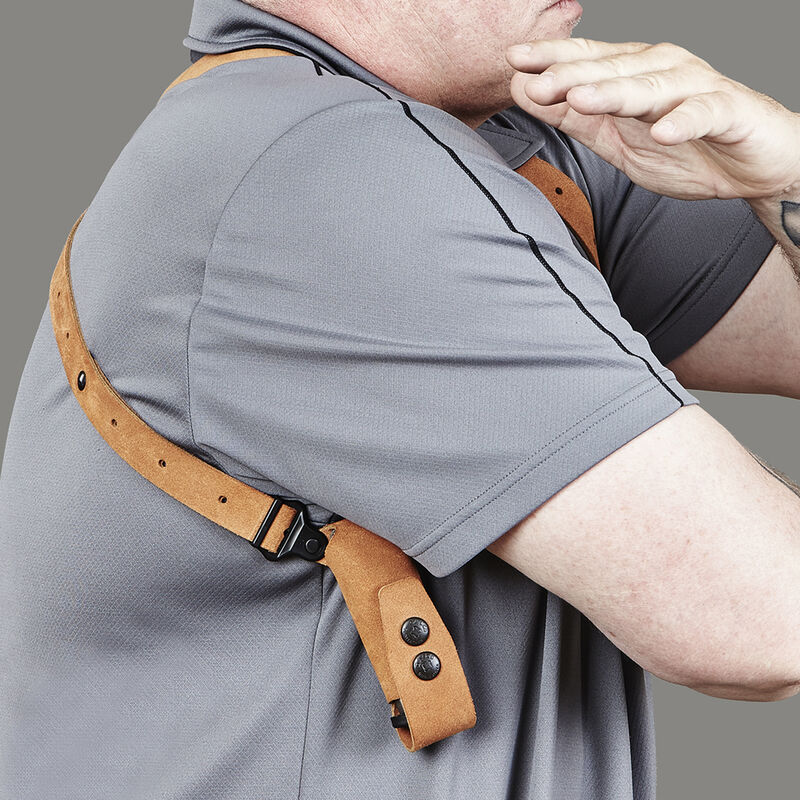 Gun Shoulder Holster Right Hand Draw for a  KAHR K9  206 R