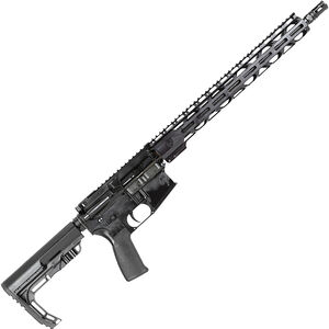 "Radical Firearms 6.8 SPC II AR-15 Semi Auto Rifle 16"" Barrel 15 Rounds 15"" Free Float M-LOK RPR Handguard MFT Minimalist Collapsible Stock Black"