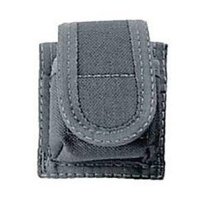 Universal Single Speedloader Pouch Cordura Black