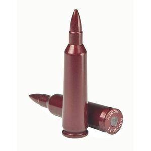 A-Zoom Precision Metal Snap Caps .22-250 Remington Aluminum 2 Pack 12254