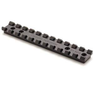 Tactical Solutions Ruger 10/22 15 MOA Scope Base Aluminum Black SCPRL-02