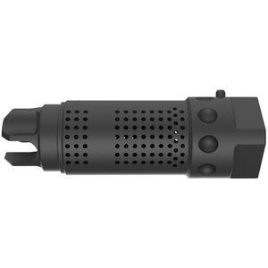 Knights Armament Company 762MAMS Muzzle Brake Kit QDC Suppressor Compatible 7.62/.300 Caliber Steel Black 30598