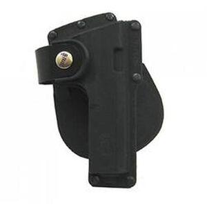 Fobus GLT GLOCK 19, 23, 32 Tactical Speed Paddle Holster Right Hand Polymer Black GLT19