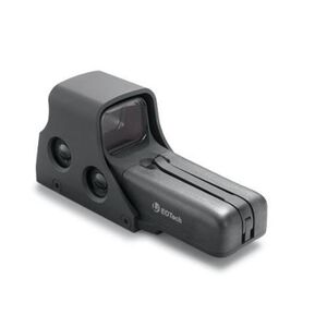 EOTech 552 Holographic Weapon Sight XR 308 Ballistic Reticle AA Battery NV compatible Picatinny Black 552XR308
