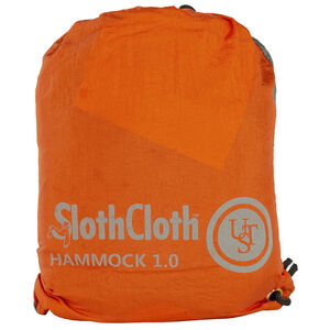 Ultimate Survival Technologies SlothCloth Hammock 1.0 Orange/Gray 20-12163