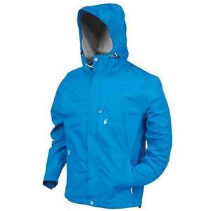 Frogg Toggs Women's Java Toadz 2.5 Jacket Waterproof Large Electric Blue JT62530-32LG