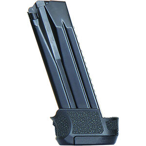 Heckler & Koch P30SK/VP9SK 15 Round Magazine 9mm Luger Alloy Steel Matte Black Finish