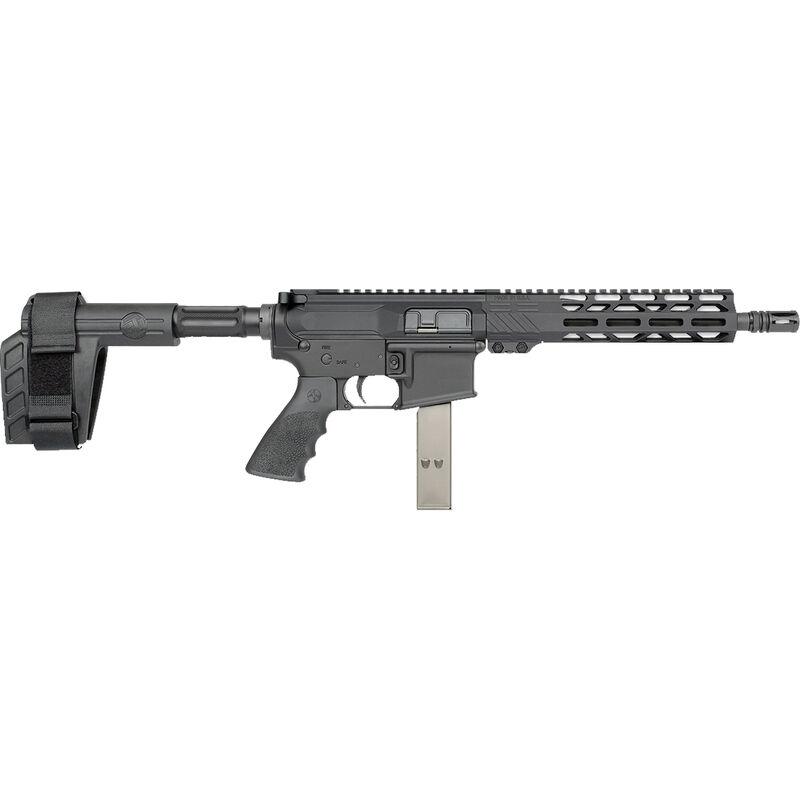 Rock River Lar 9 9mm Luger Ar 15 Semi Auto Pistol 105 Barrel 32
