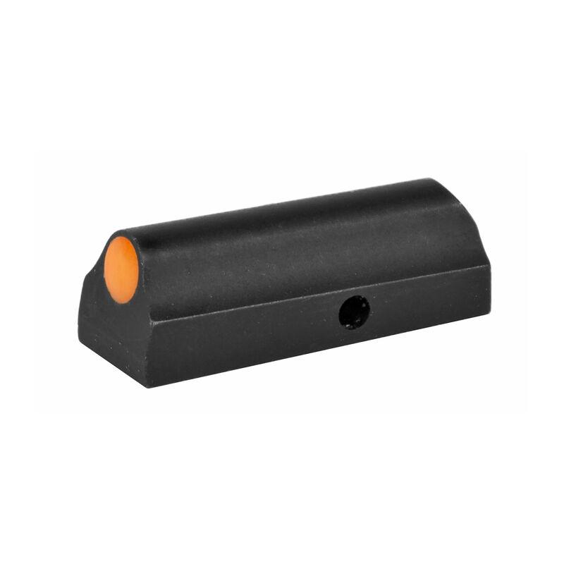 XS Sight Systems Ember Standard Dot Orange Ruger LCR .22LR/.22WMR/9mm Luger Models Only Front Sight Matte Black