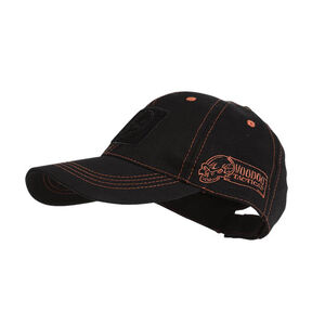 Voodoo Tactical Classic Cap with Removable Flag Patch Black