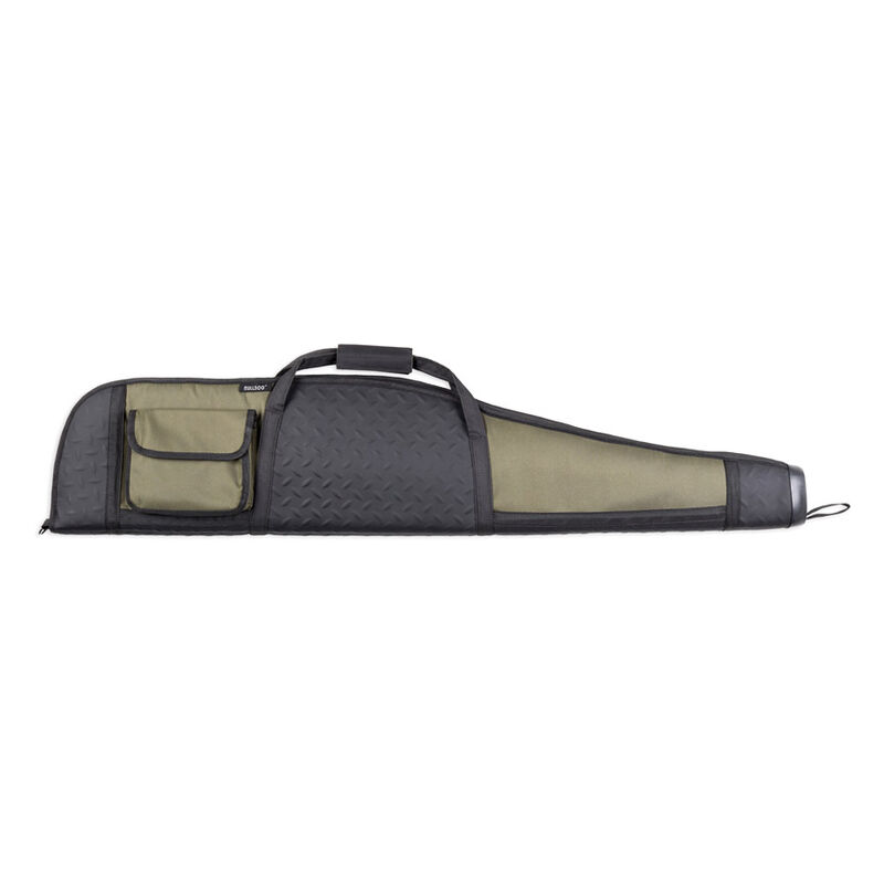 "Bulldog Cases Armor Series 48"" Rifle Case Black And Khaki BD310"