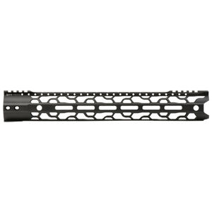"ODIN Works LR-308 High Profile 15.5"" M-LOK O2 Lite Forend Black"