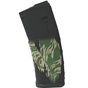 Matrix Diversified Industry AR-15 Magpul PMAG Magazine Polymer Tiger Stripe Camo Finish MAGP16TS