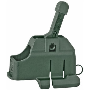 Maglula Gen II LULA Loader for AR-15/M4 5.56/.223 Rifle Magazine Loader And Unloader Polymer Dark Green