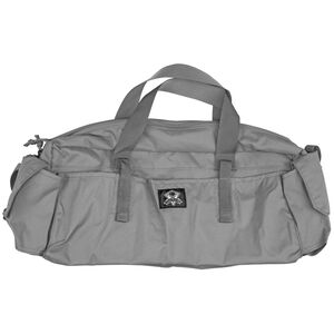 "Grey Ghost Gear Transport Bag 11""x22""x5"" Overall 500D Cordura Nylon Gray"