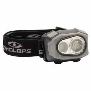 Cyclops Eflex 400 Headlamp 400 Lumens White/Red/Blue/Green Cree LED