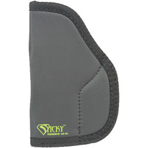 """Sticky Holsters LG-1 Short Holster For 1911 and Clones w/4"""" Barrels Ambidextrous Black"""