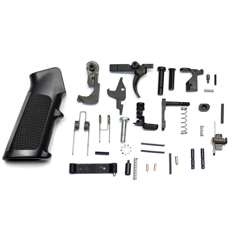 DoubleStar M16 Lower Parts Kit with Ambi Selector AR321