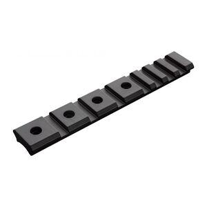 Durasight Shooting Systems One Piece Weaver/Picatinny Style Rail CVA Muzzle Loaders Aluminum Black