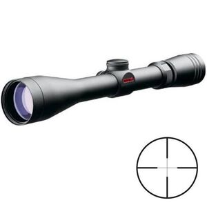 Redfield Revolution 4-12x40 Riflescope 4-Plex Reticle 1/4 MOA Lockable Eyepiece Matte Finish
