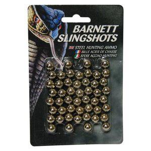 Barnett Steel Slingshot Ammo .38 Caliber 50 Rounds 16087