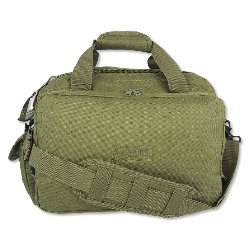 Voodoo Tactical Scorpion Range Bag Nylon OD Green 15-9649