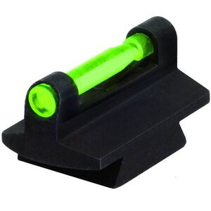 "Hiviz Fiber Optic Front Sight 3/8"" Dovetail 8 LitePipes .260"" High DOVM-260"