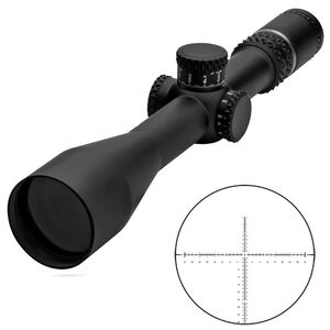 Burris Xtreme Tactical XTR III 5.5-30x56mm Rifle Scope Non-Illuminated SCR MIL Reticle 34mm Main Tube 0.10 MIL Adjustments First Focal Plane Side Focus Parallax Matte Black