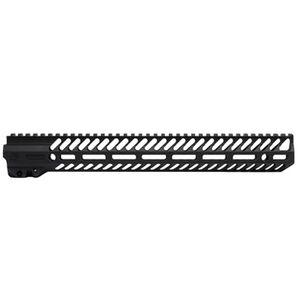 "Seekins Precision NOXS AR-15 Free Float Handguard 15"" M-LOK Aluminum Black 0010530053"