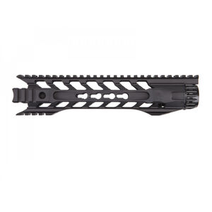 "Fortis Manufacturing 10.5"" Night Rail AR-15 Free Float KeyMod Rail System Black NTR-10-KM"
