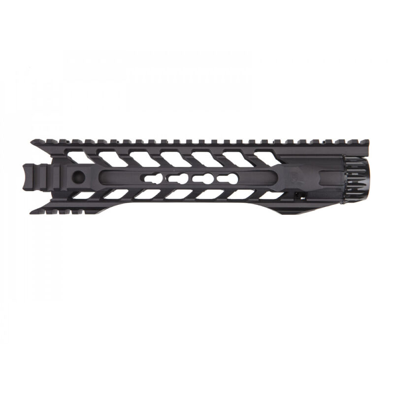 "Fortis Manufacturing 10.5"" Night Rail AR-15 Free Float KeyMod Rail System Black NTR-10-KM"
