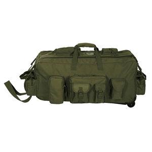 Voodoo Tactical Mojo Bag on Wheels Nylon OD Green
