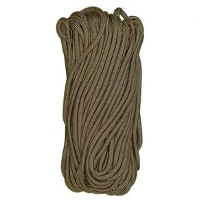 Tac Shield 550 Paracord Nylon 7 Strand Braided 50' Coyote 03002