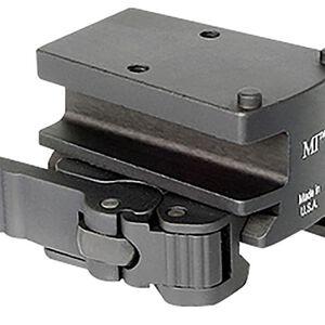 Midwest Industries Trijicon RMR CoWitness Quick Detach Mount Aluminum Matte Black