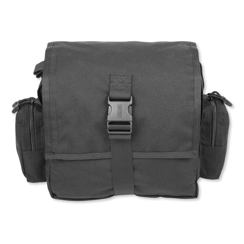 Blackhawk Battle Bag 11 X10 X5 Nylon Black 60bb02bk