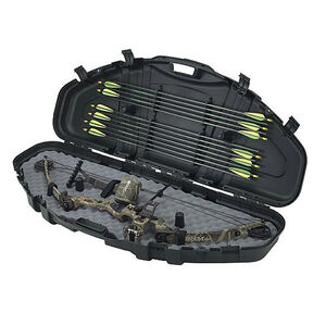 "Plano Protector Bow Case 2 49""x19.5""x6.5"" Arrow Storage Airline-Approved Black"
