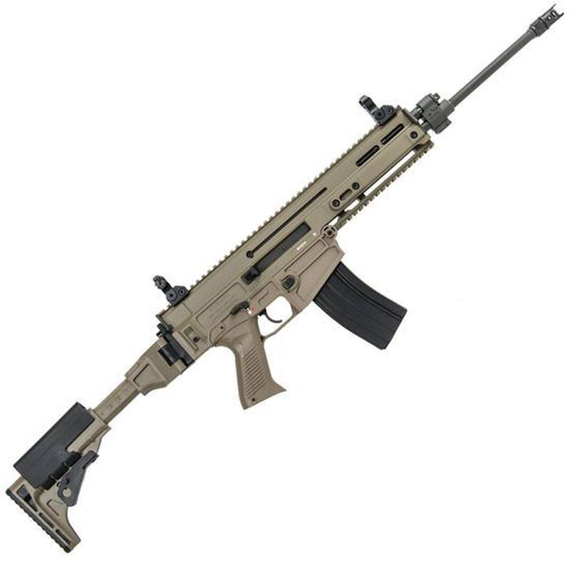 CZ USA CZ 805 Bren Semi Auto Rifle 5 56 NATO 16