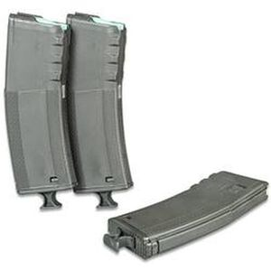 Troy Industries BattleMag AR-15 Magazine .223/5.56 30 Rounds Polymer Black 3 Pack SMAG-3PK-00BT-00