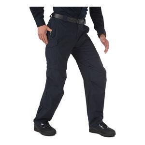 5.11 Tactical Bike Patrol Nylon/Spandex Pants 32x30 Navy