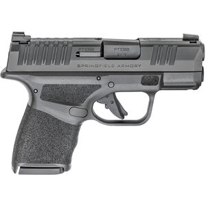 "Springfield Armory HELLCAT 9mm Semi Auto Pistol 3"" Barrel 11 Rounds Black"