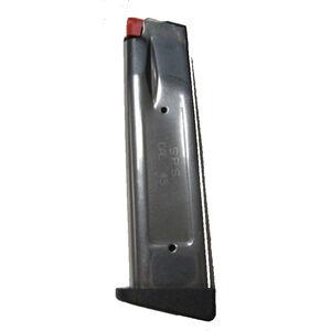 SPS Pantera/Vista Magazine .45 ACP 14 Rounds Polymer Base Plate Metal Body Natural Finish