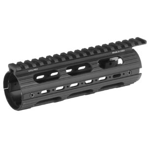 "Leapers UTG PRO AR-15 7"" SuperSlim Drop-In Handguard Aluminum Black MTU001SS"