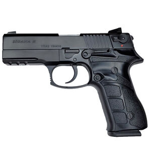 "SDS Imports Zigana K 9mm Luger Semi Auto Pistol 4.15"" Barrel 15 Rounds Fixed Sights Accessory Rail Polymer Grip Matte Black"
