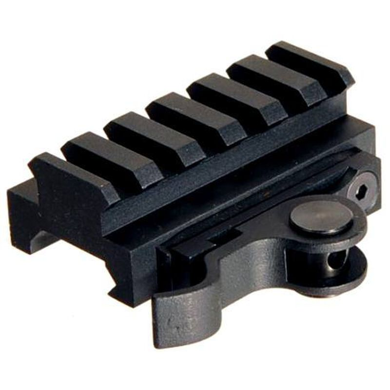 AimSHOT Quick Release Rail Adapter Picatinny Mount